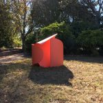 A Place of Hope, 2017, exhibited at Hillview Sculpture Biennial, Sutton Forest, NSW | 28 April – 27 May 2018